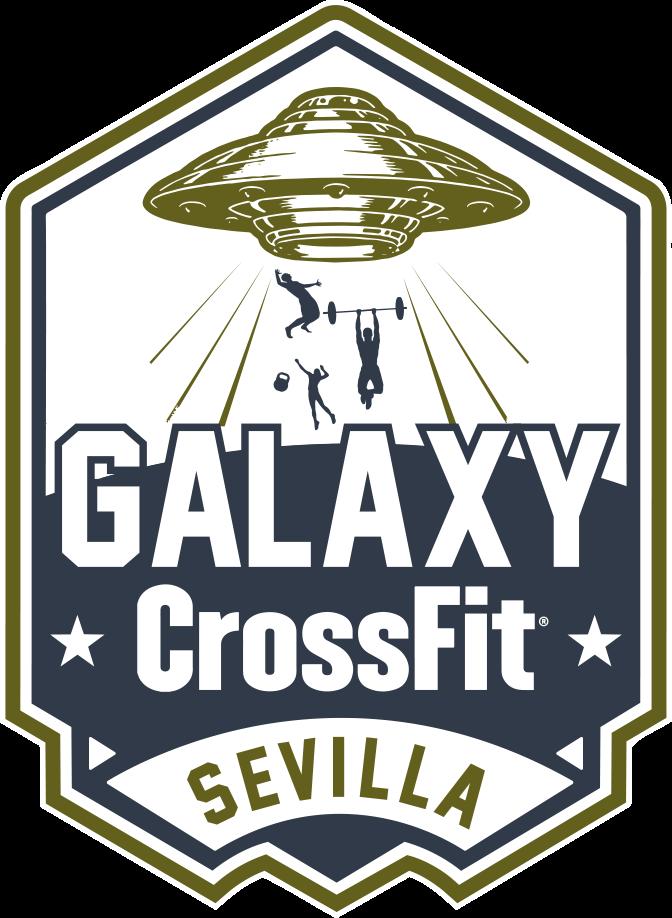 Logo Galaxy Crossfit Sevilla